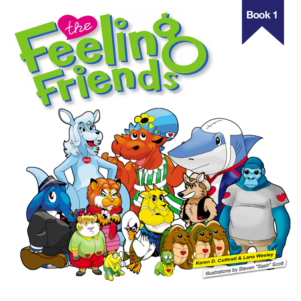 Book 1 - The Feeling Friends