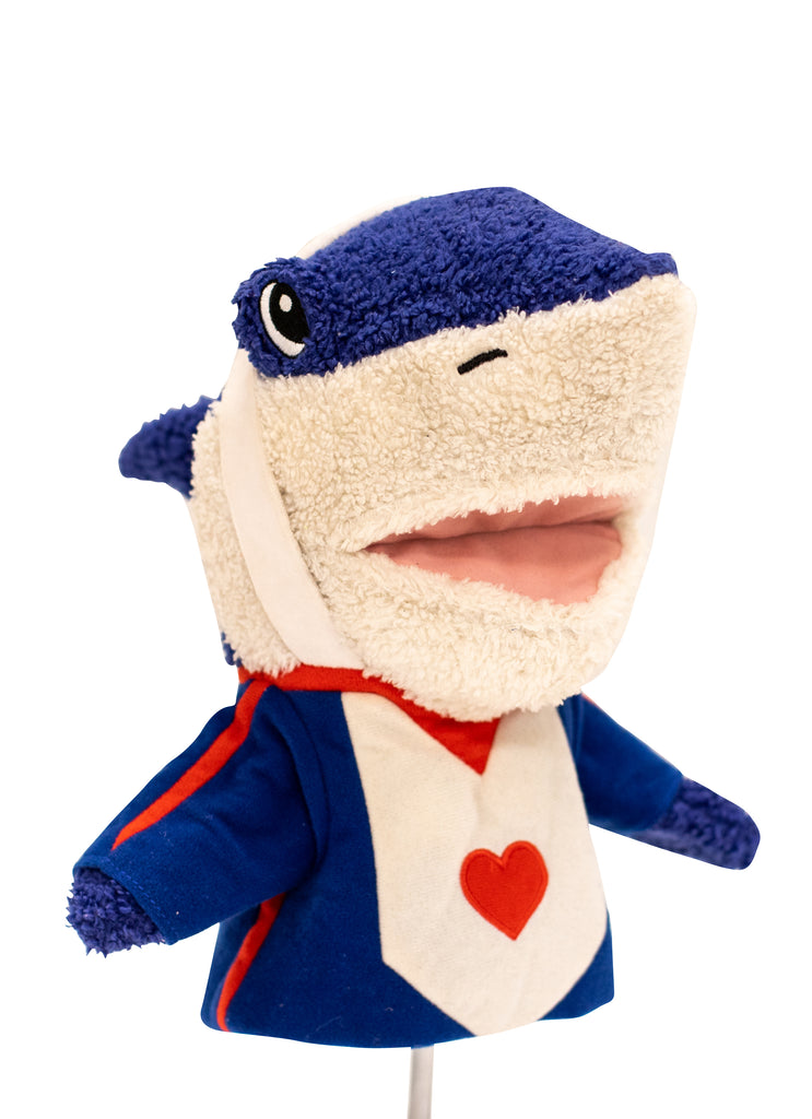 Sean the Shame Shark™ Puppet
