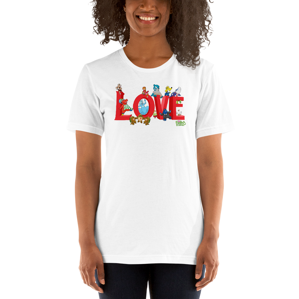 Love Women T-Shirt