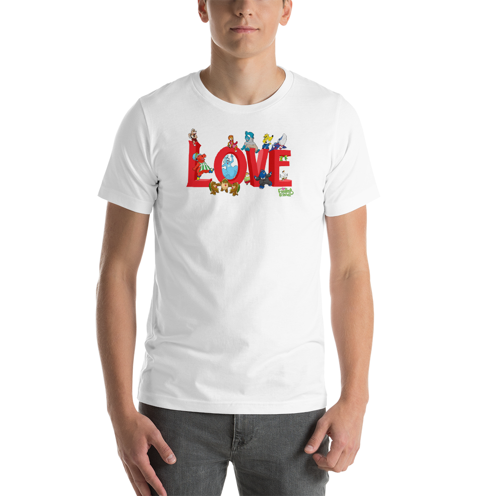 Love Men T-Shirt