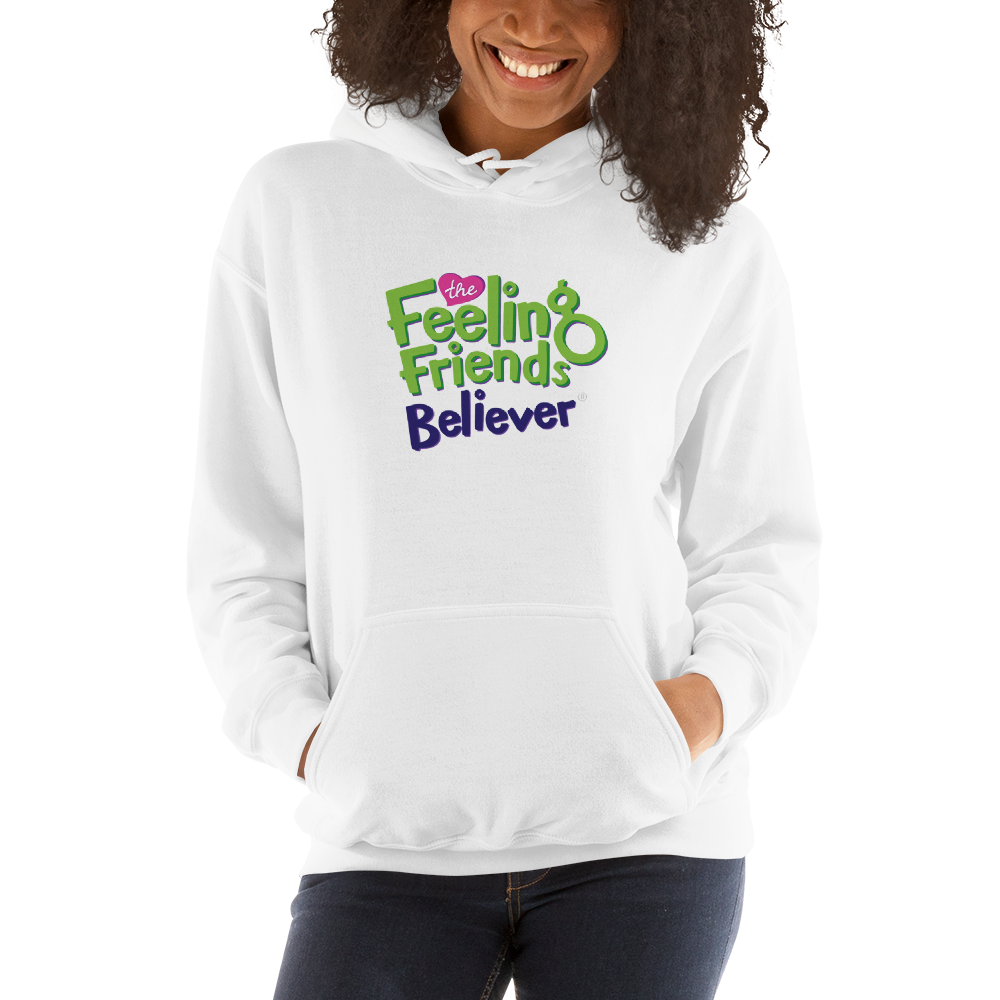 The Feeling Friends Believer Womens Sweatshirt