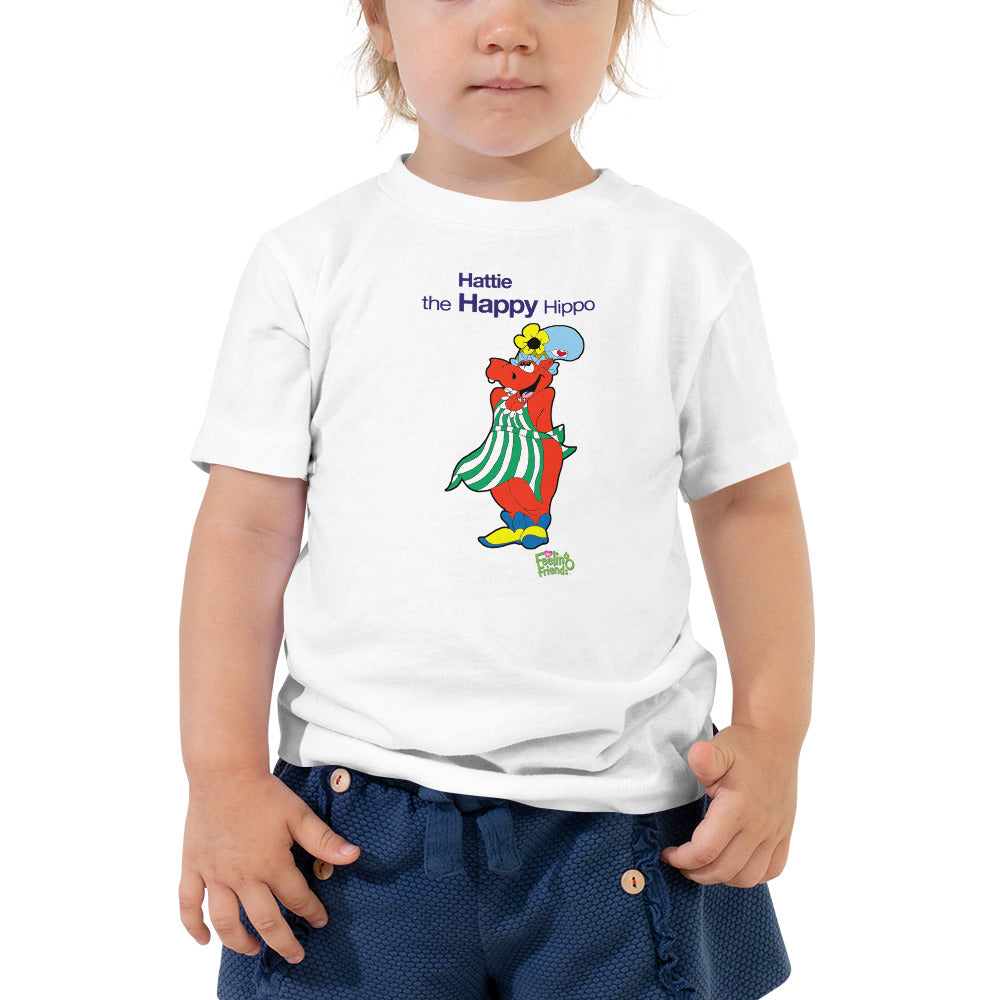 Hattie The Happy Hippo™ Toddler T-Shirt