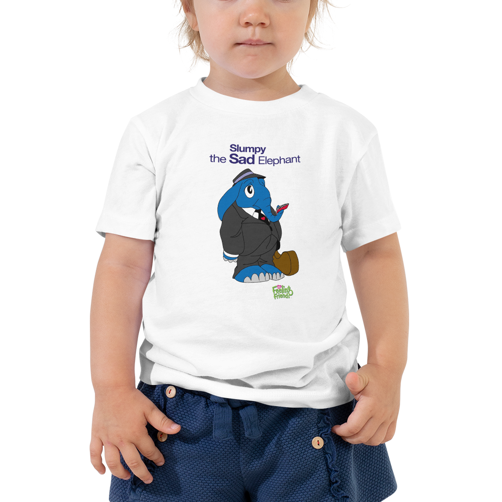 Slumpy The Sad Elephant™ Toddler T-Shirt