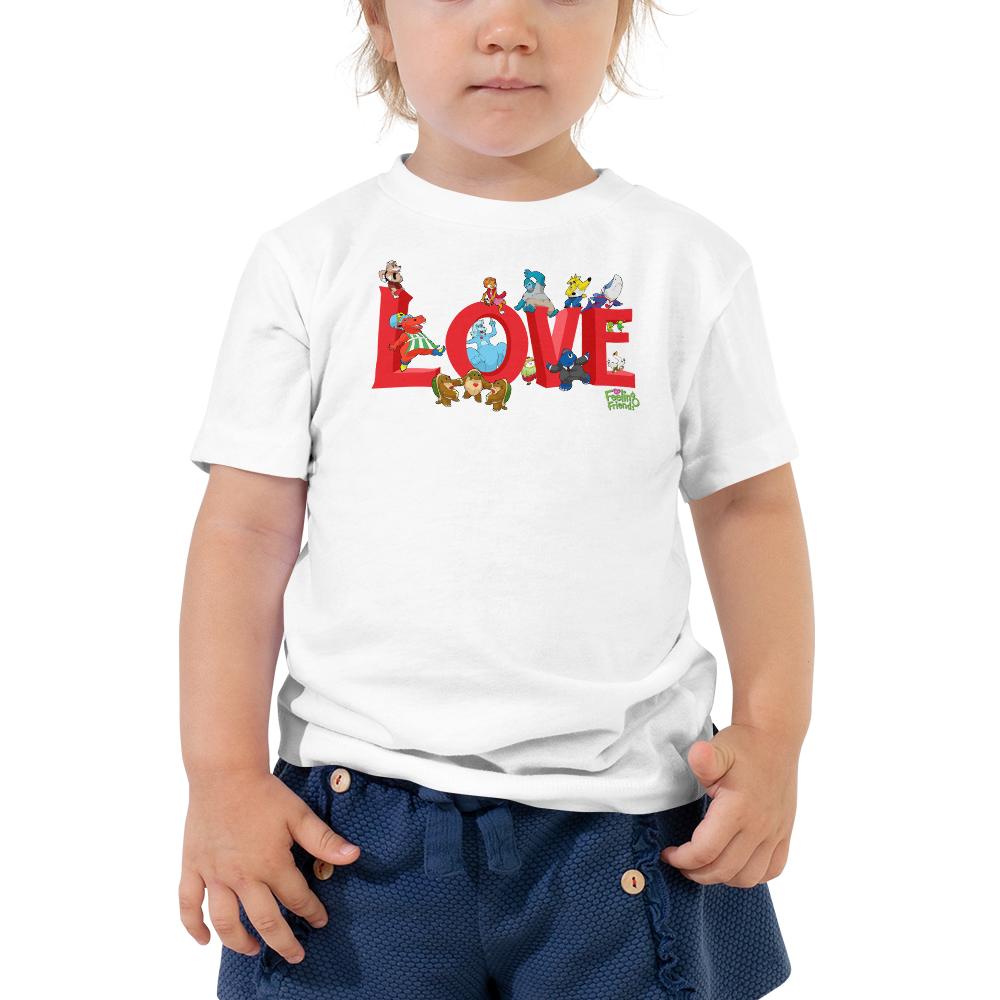 Toddler Love T-Shirt