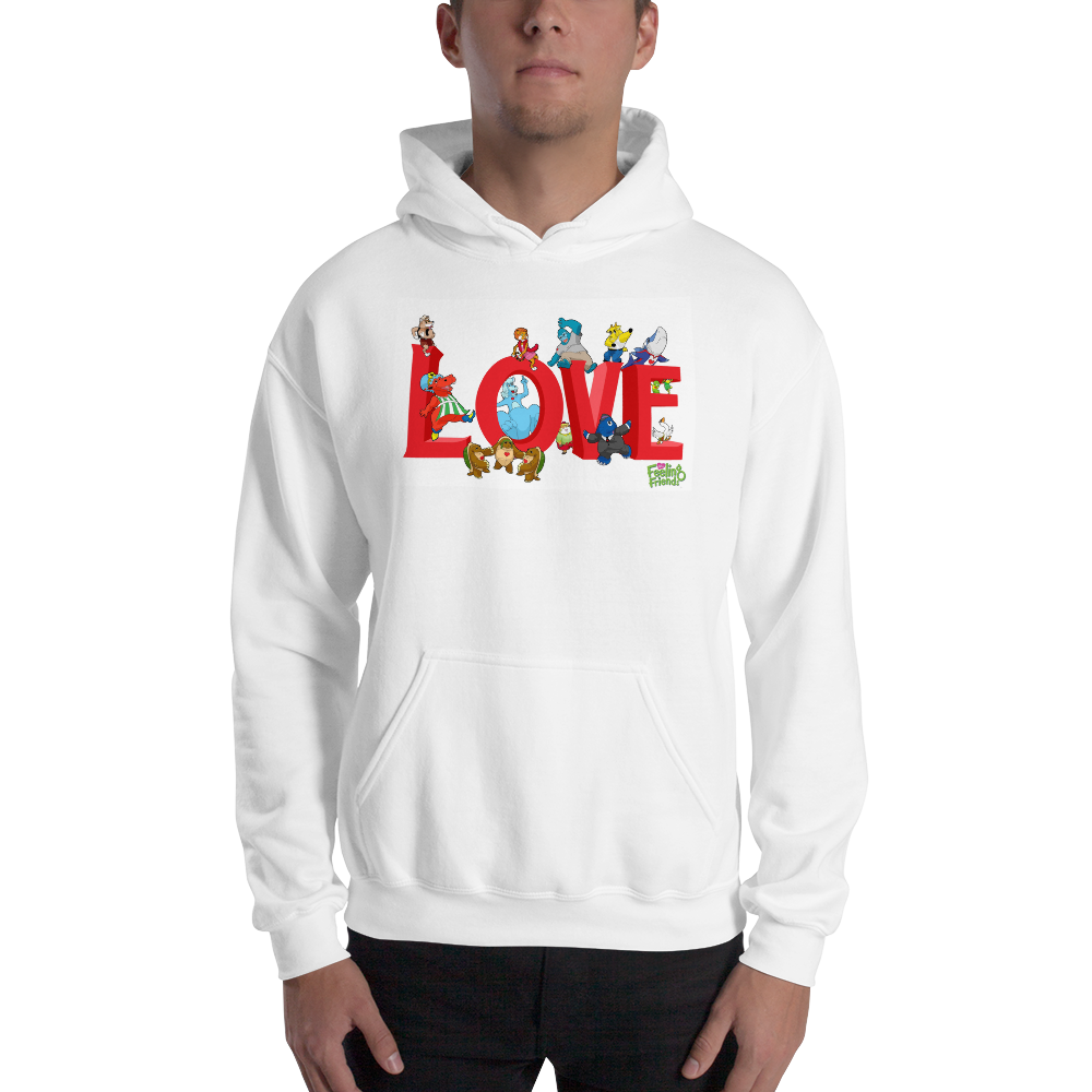Love Men Sweatshirt Hoodies