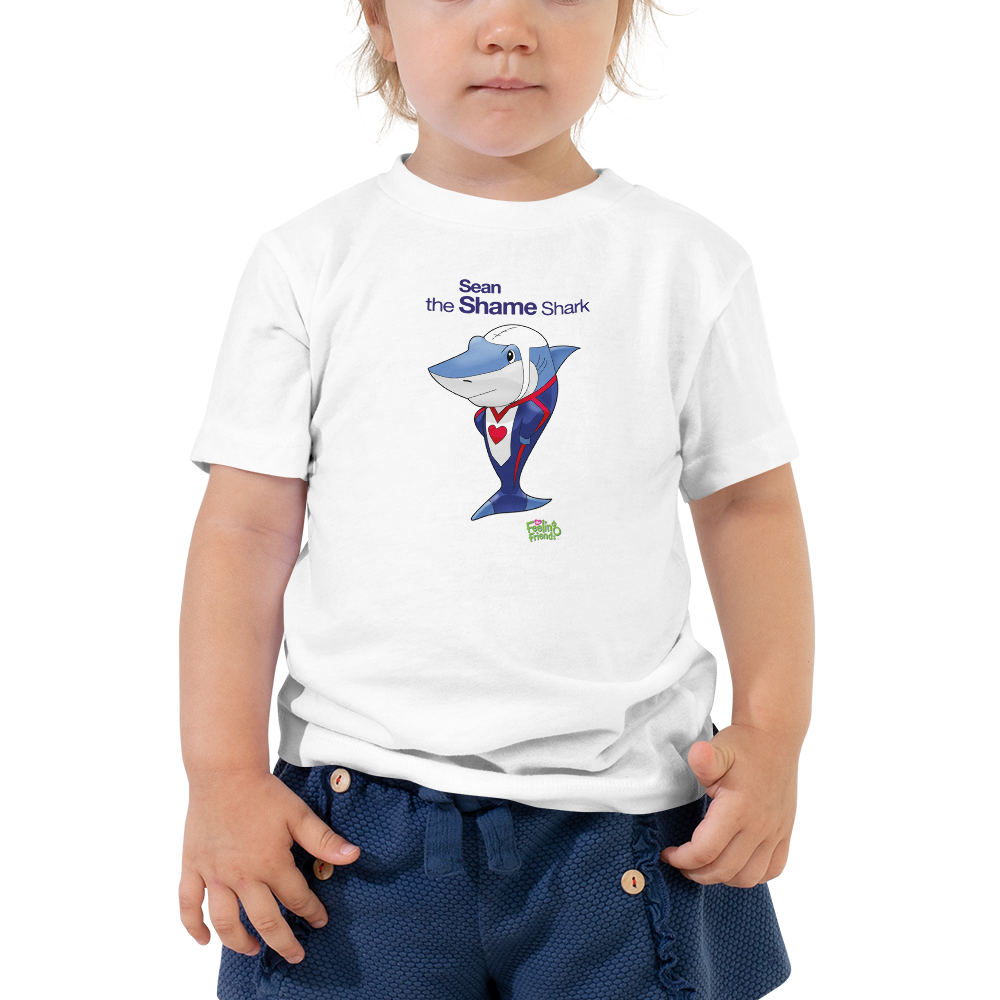 Sean The Shame Shark™ Toddler T-Shirt