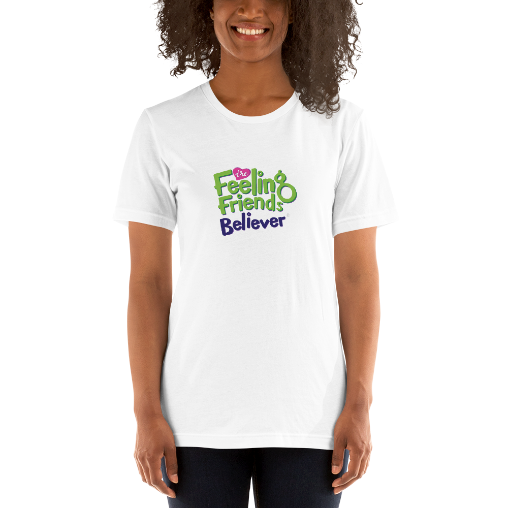 The Feeling Friends Believer Womens T-Shirt
