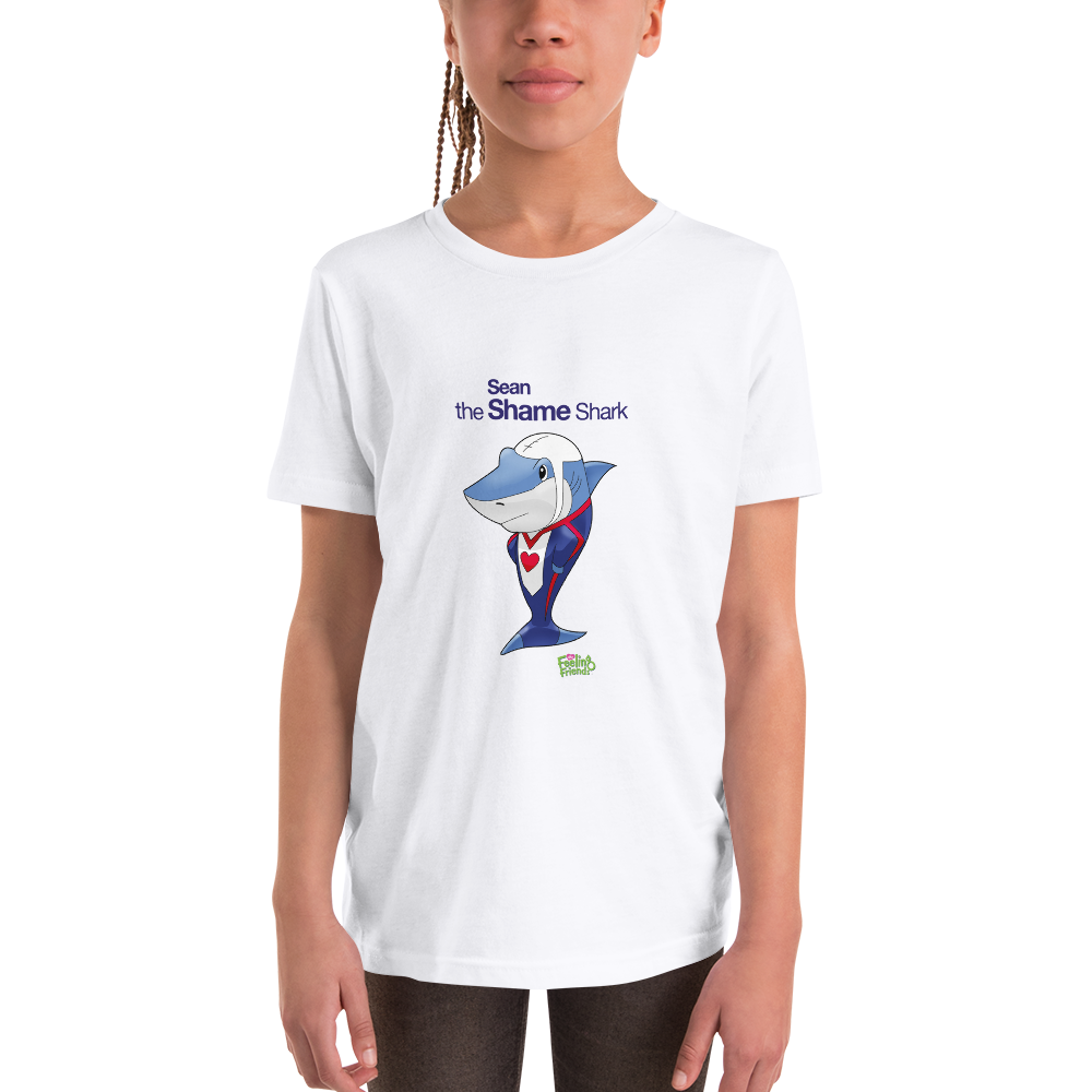 Sean The Shame Shark™ Youth T-Shirt