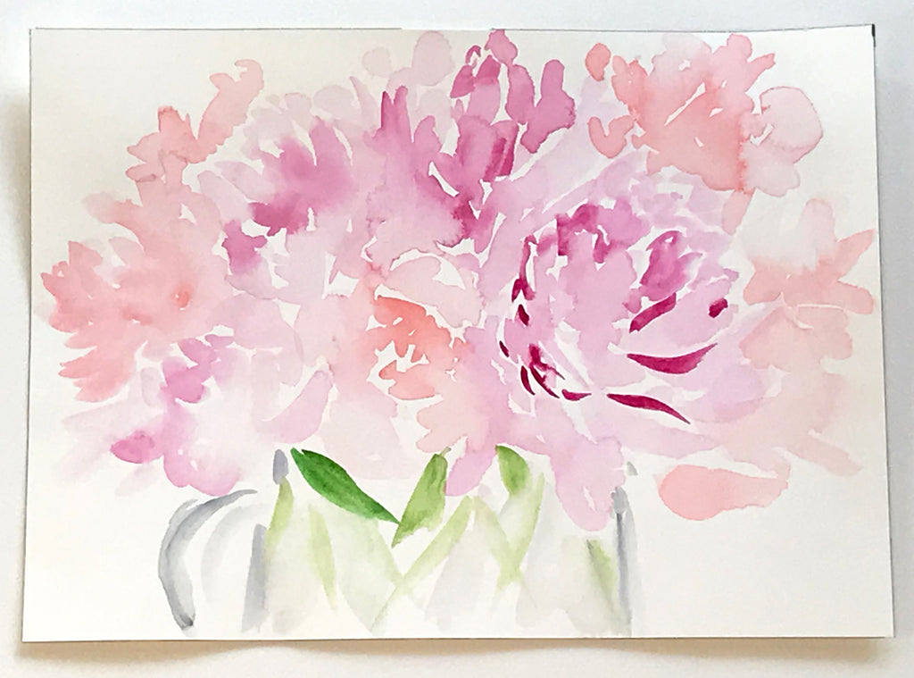 PEONIES HOT PRESS 1