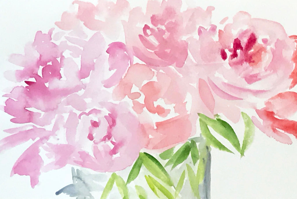PEONIES HOT PRESS 2