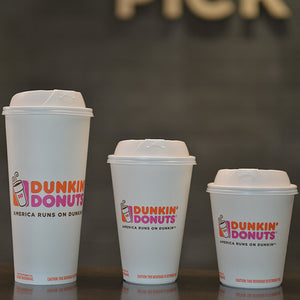 Dunkin' Donuts will ditch foam cups by 2020! Let's explore why, and what this change means for us.