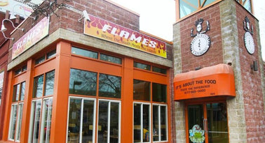 Flames: Start composting with CERO and we'll come dine