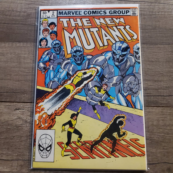 The New Mutants #2