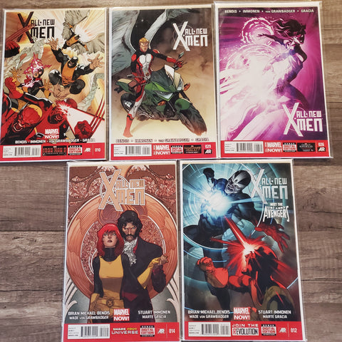 X-Men Non Mystery Lot