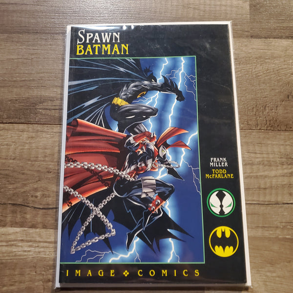 Spawn Batman #1