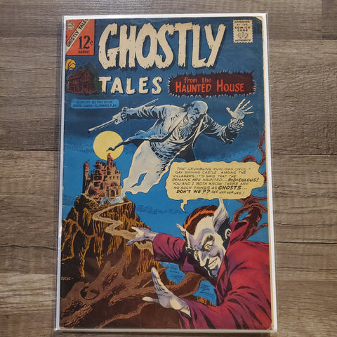 Ghostly Tales #62