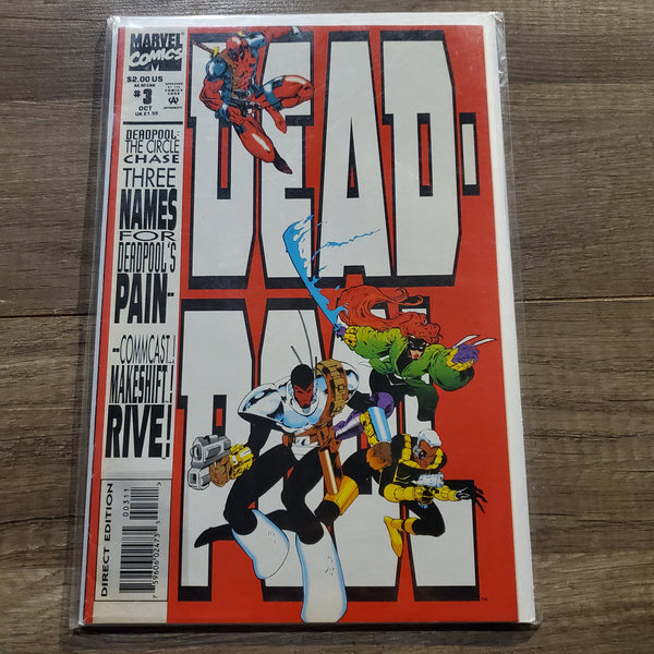 Deadpool #3 The Circle Chase