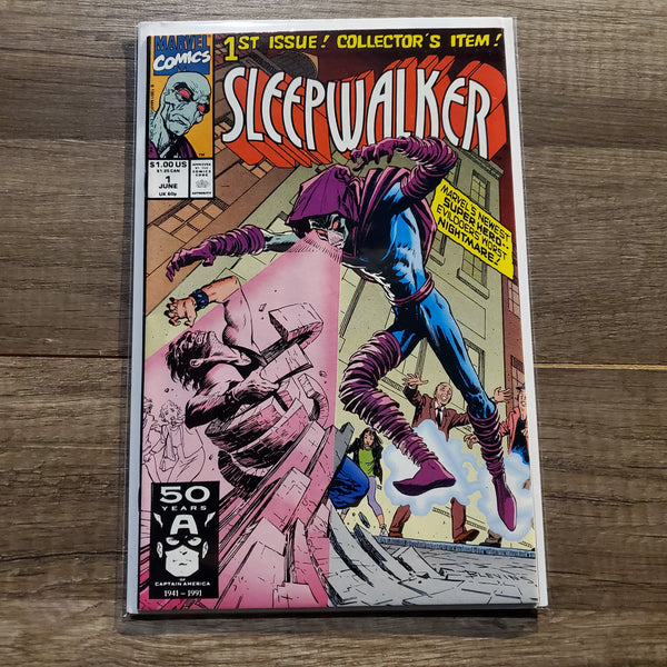 Sleepwalker #1