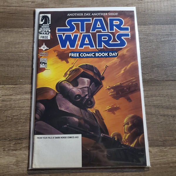 Star Wars Free Comic Book Day