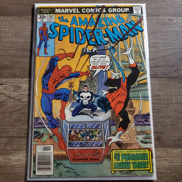 The Amazing Spider-Man #162