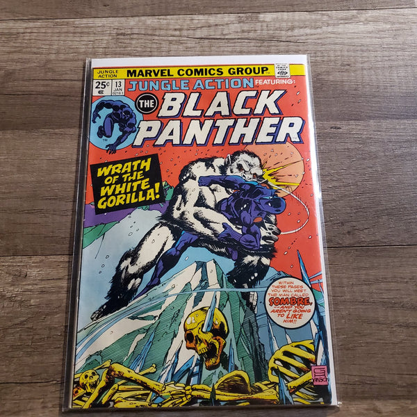 Jungle Action #13 The Black Panther