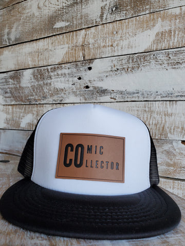Comic Collector Trucker Hat