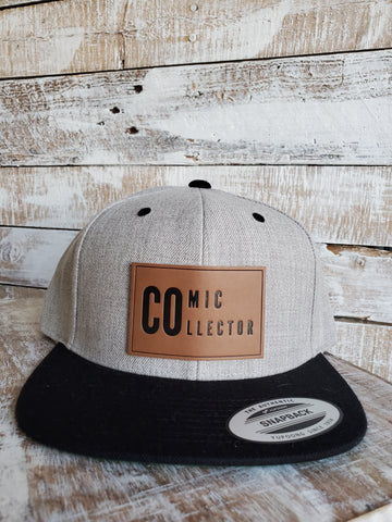 Comic Collector Snapback