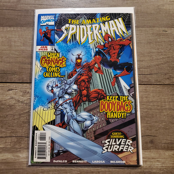 The Amazing Spider-Man #430