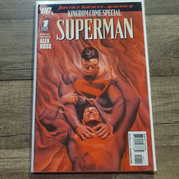 Kingdom Come Special #1 Superman