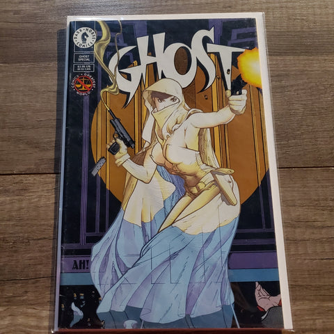 Ghost #1 Special