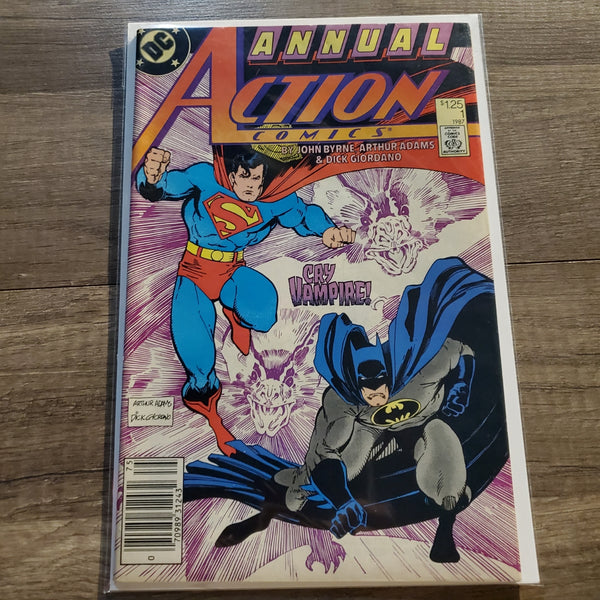 Action Comics #1 Annual