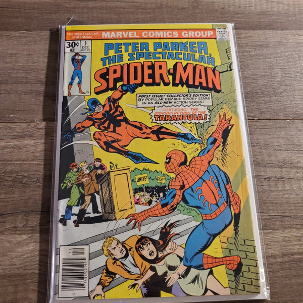 Peter Parker The Spectacular Spider-Man #1