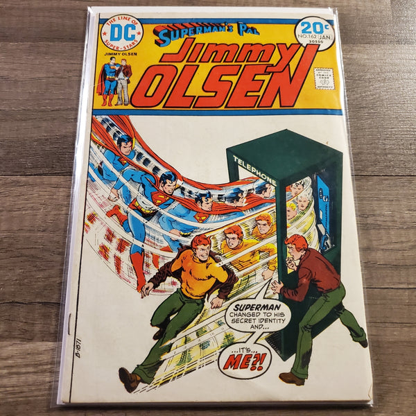 Superman's Pal Jimmy Olsen #162