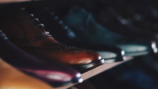 Leather Shoe Care Guide