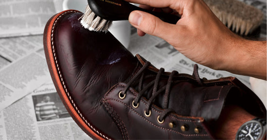 Shoe Care Tips For Every Type Of Shoe