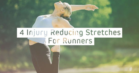 4 Injury Reducing Stretches For Runners