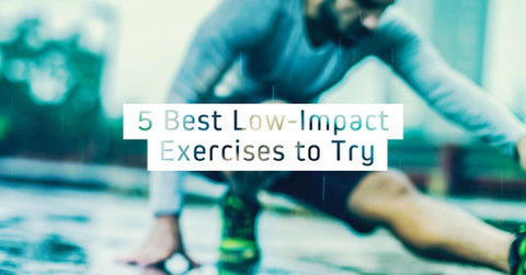 5 Best Low-Impact Exercises To Try
