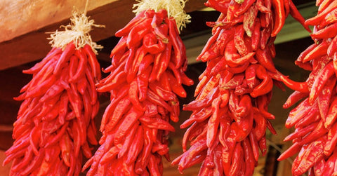 EATING SPICY FOODS BOOSTS YOUR METABOLISM