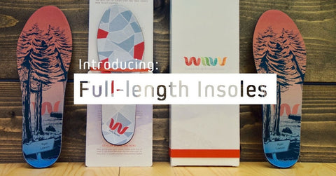 Introducing Wiivv Orthotics for Flat Feet
