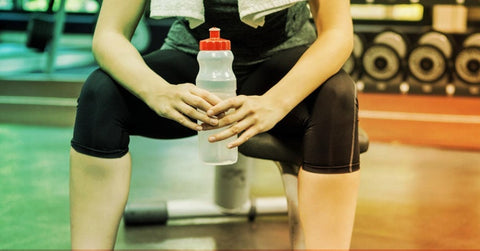 Lose Fluid And Electrolytes During A Strenuous Workout