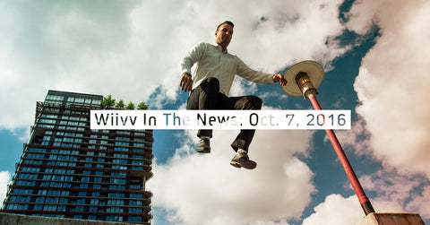 Wiivv In The News: Week of Oct. 7, 2016
