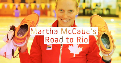 Road To Rio: Martha McCabe, Olympic Swimmer