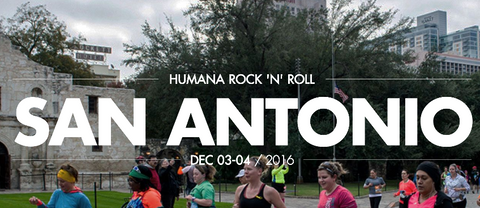 Dec. 02 to 04 – San Antonio Rock n' Roll Marathon Health Expo