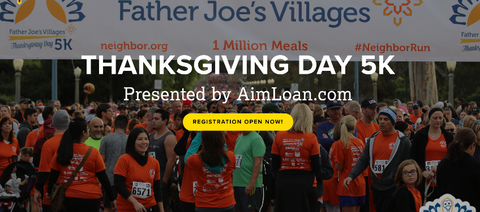 Nov. 24 – San Diego Thanksgiving 5K