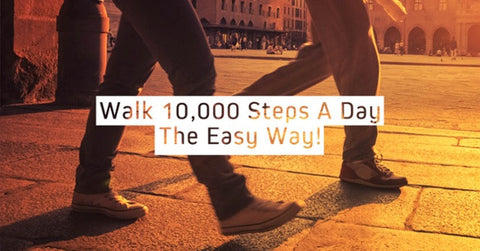 Walk 10,000 Steps A Day The Easy Way (While At Work!)