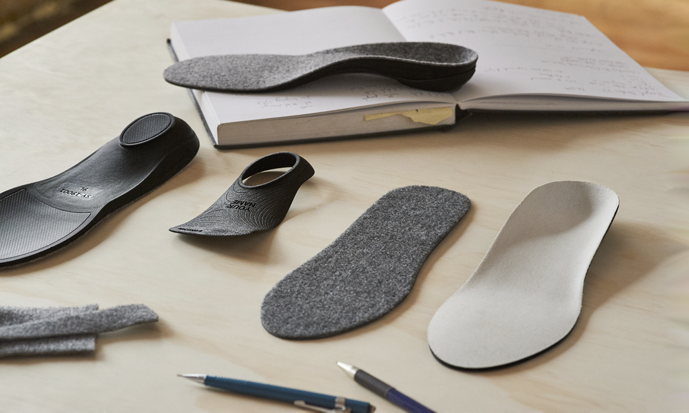 FitMyFoot Insoles are designed to combat plantar fasciitis, shin splints, knee, hip and back pain.