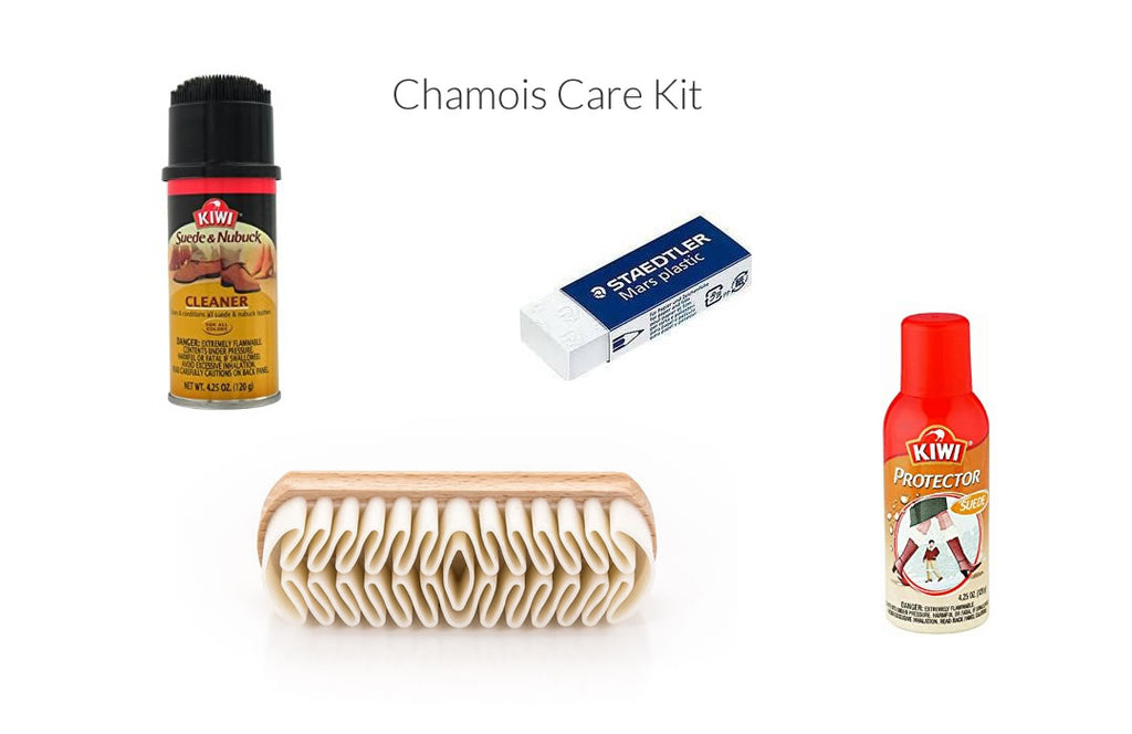 chamois care kit