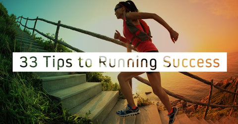 Running for Weightloss & Your First Race: 33 Tips to Running Success