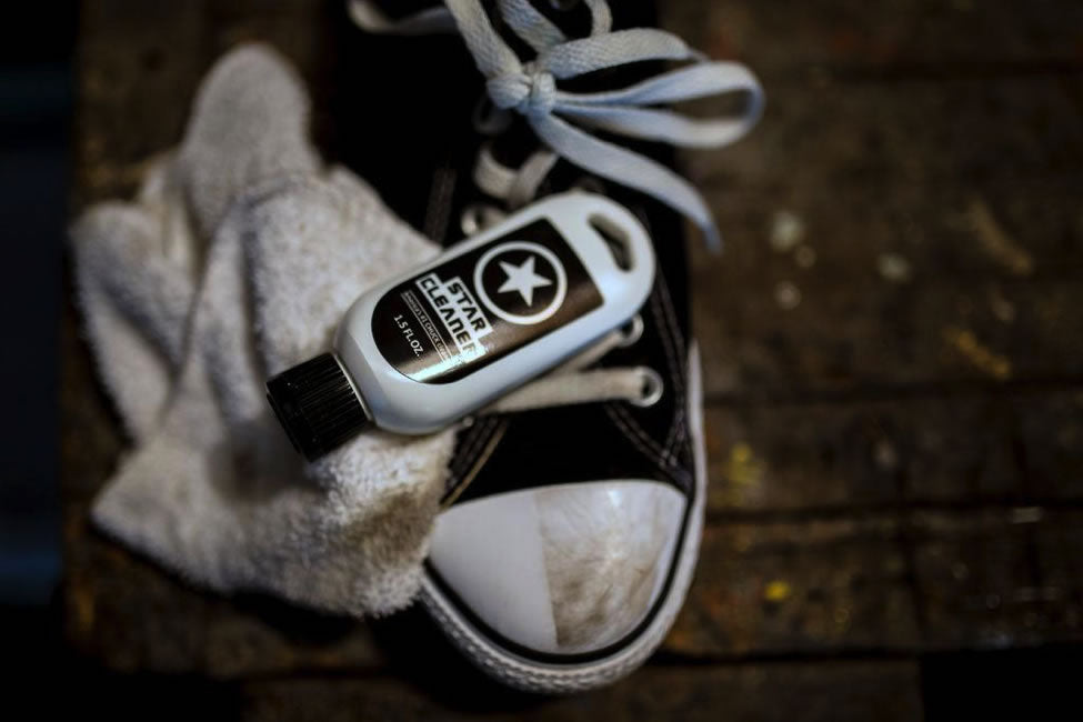 Chuck taylor shoe care tips