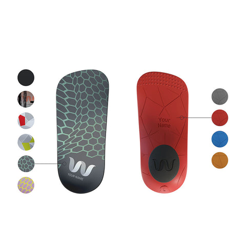Wiivv 3/4 Length Custom Fit Insoles